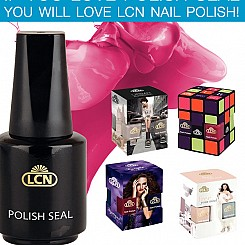 LCN Top Seller Polish Seal Appeared on Dr. Oz & TODAY